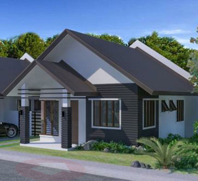 Bungalow Model House In The Philippines Joy Studio